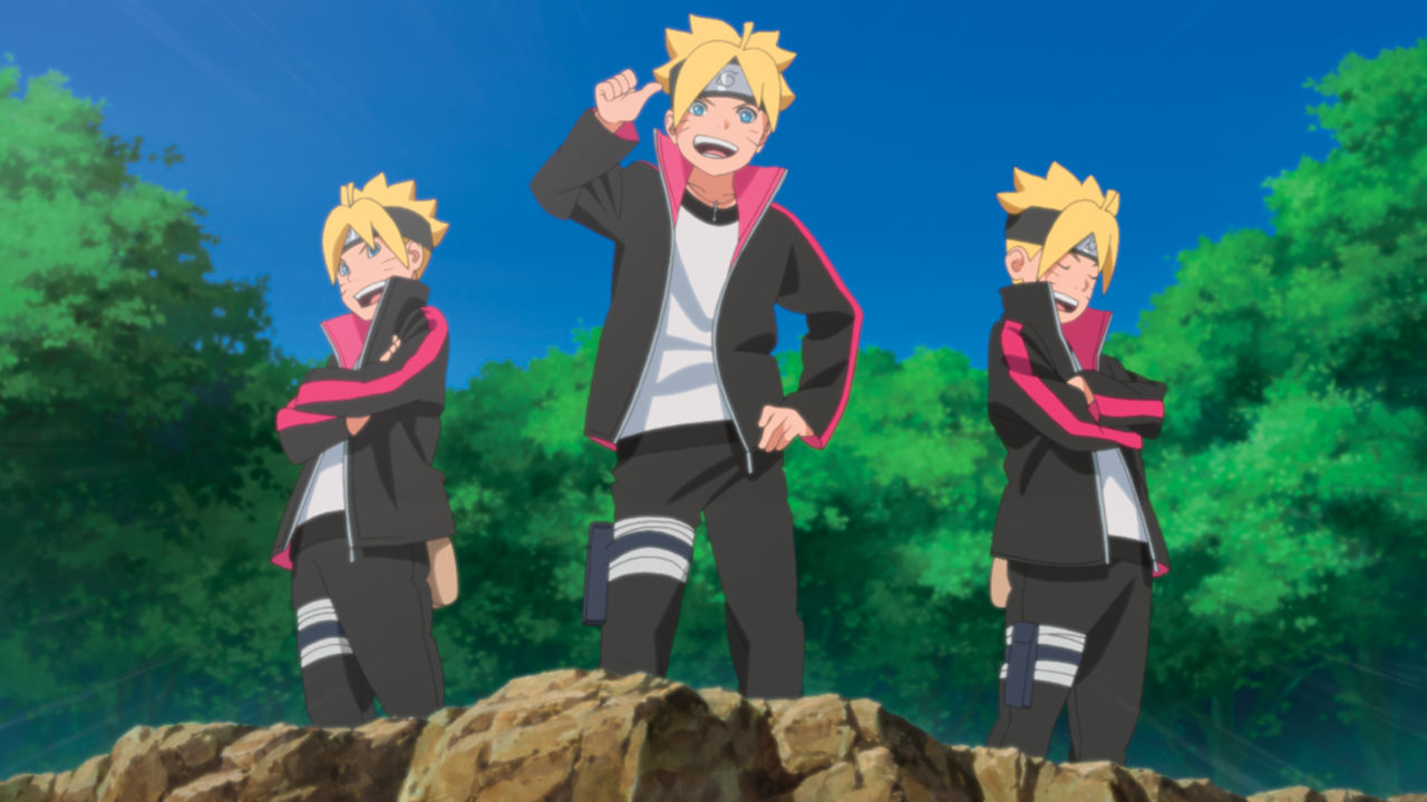 Boruto naruto the movie netflix