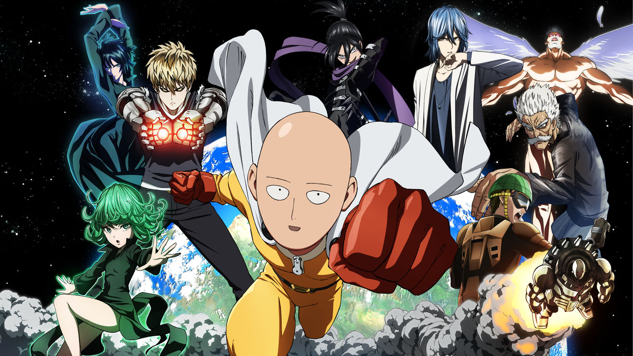 Download One Punch Man Episode 13 Sub Indonesia Fasrdisc