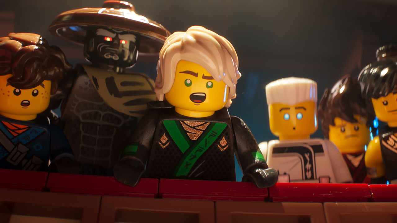The Lego Ninjago Movie Netflix