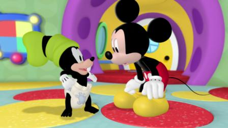 mickey mouse clubhouse goofy baby part 1
