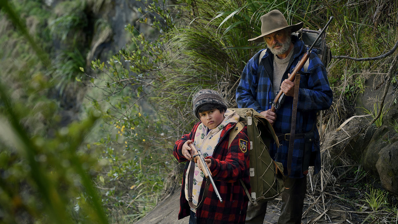hunt for the wilderpeople full movie free