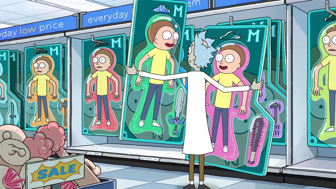rick and morty season 1 full episodes download torrent