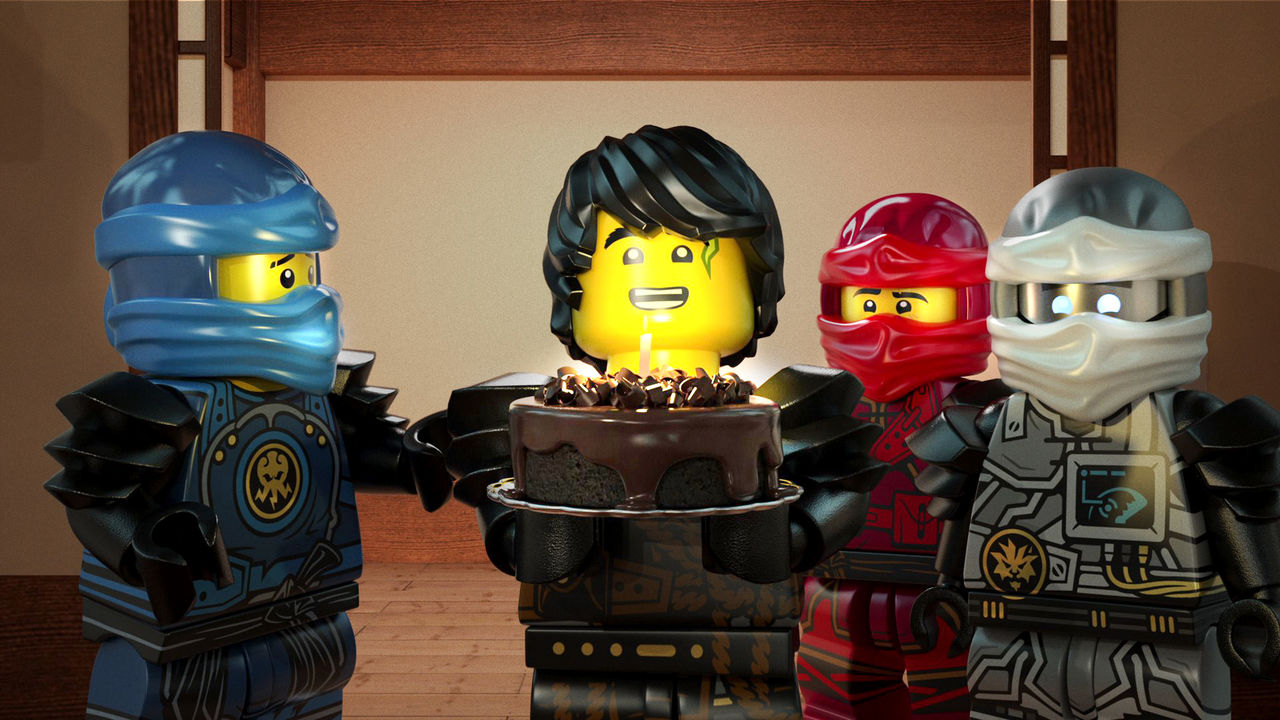 Lego Ninjago Masters Of Spinjitzu Happy Birthday To You Netflix