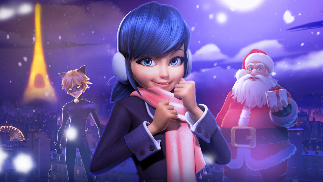 Miraculous Ladybug Christmas Special.A Christmas Special Miraculous Tales Of Ladybug Cat Noir