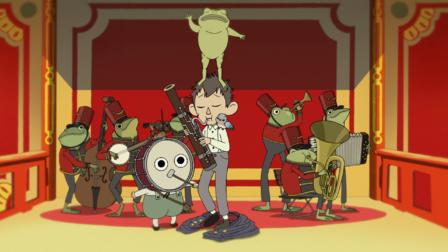 6 chapter 6 lullaby in frogland - Over The Garden Wall Streaming