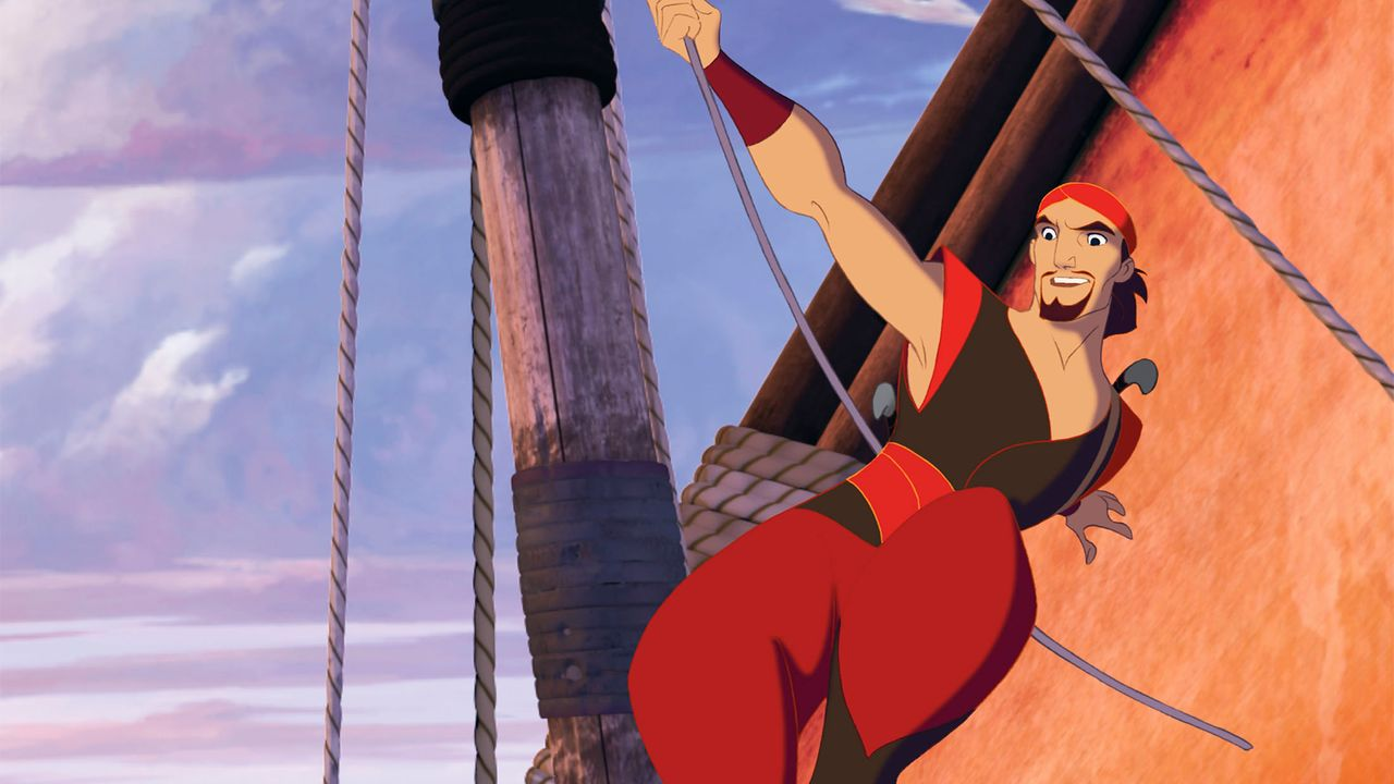 Quickly thought)))) Sinbad legend of the seven seas porn