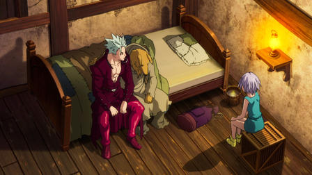 Image result for seven deadly sins ban father