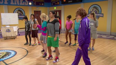 liv and maddie voice a rooney