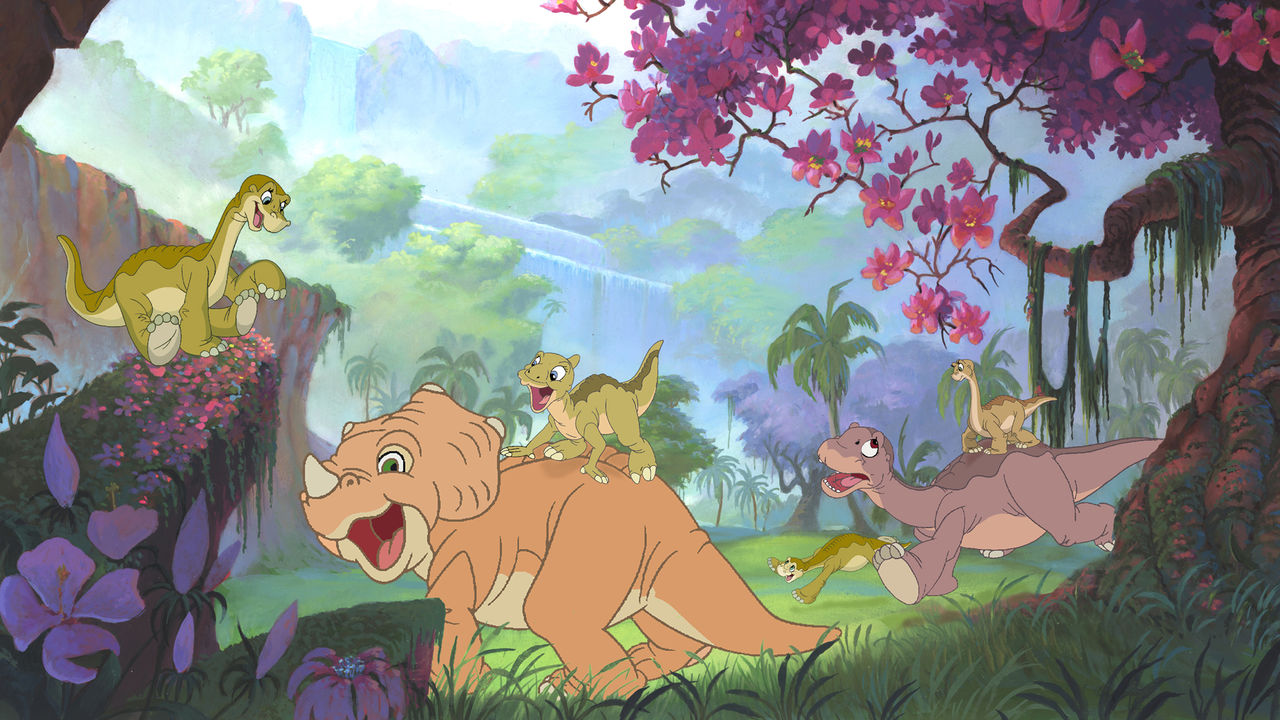 the land before time xi invasion of the tinysauruses yify