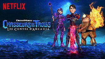 Chasseurs De Trolls Les Contes Darcadia Site Officiel De Netflix