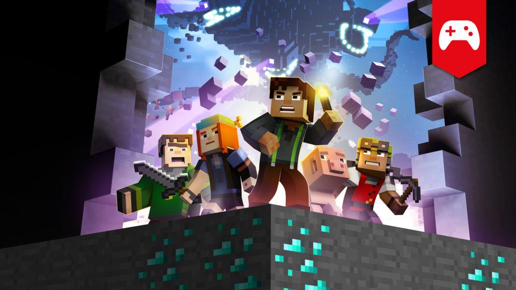 Minecraft Story Mode Netflix Versiyonu – Türkçe Dublajlı ve Altyazılı Bir Telltale Oyunu, Netflix'te? resimi
