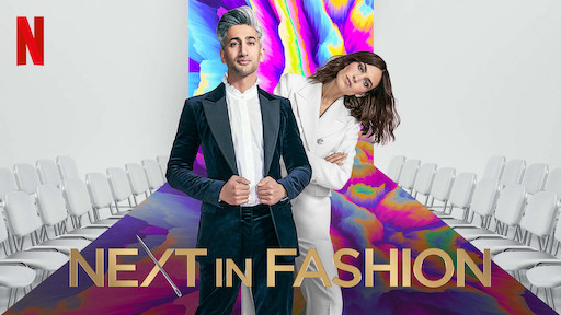 Next In Fashion Netflix Official Site