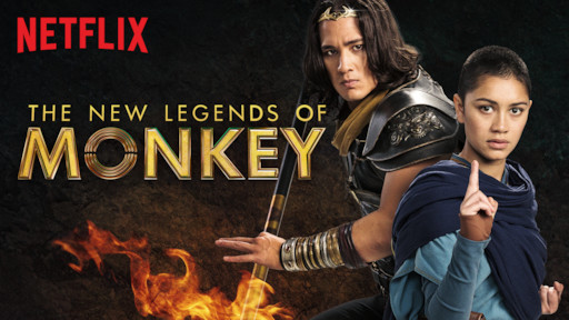 The New Legends of Monkey | Netflix Official Site