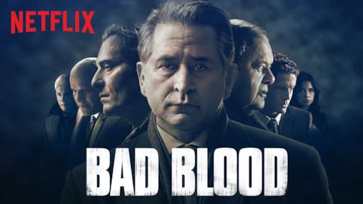 Risultati immagini per Bad Blood netflix