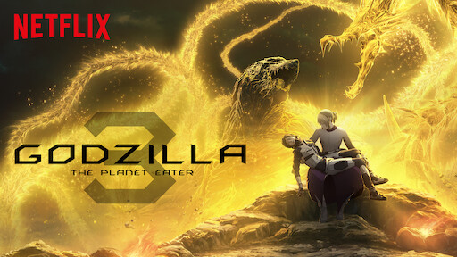 GODZILLA The Planet Eater | Netflix Official Site