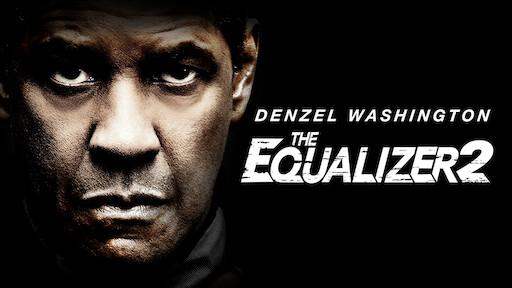 The Equalizer 2   Netflix