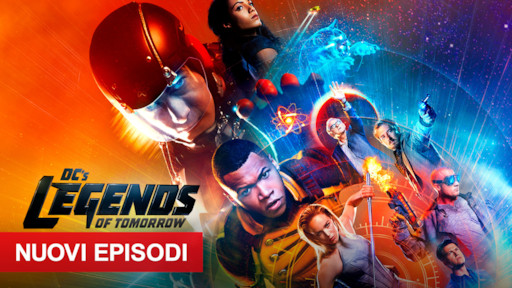 DC's Legends of Tomorrow | Netflix