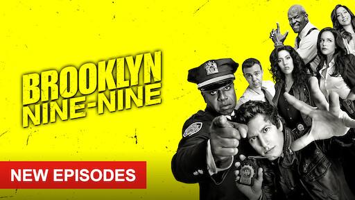 Brooklyn Nine-Nine | Netflix
