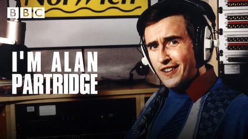 I'm Alan Partridge   Netflix