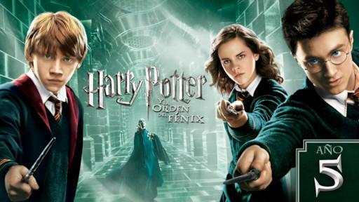Harry Potter y el cáliz de fuego   Netflix