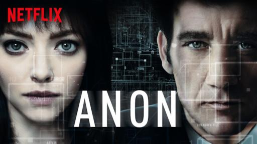 Anon | Netflix Official Site