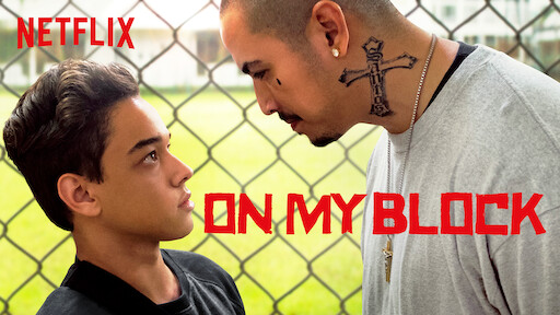 spooky from on my block real name