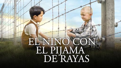 El Niño Con El Pijama De Rayas Online Niños Relacionados