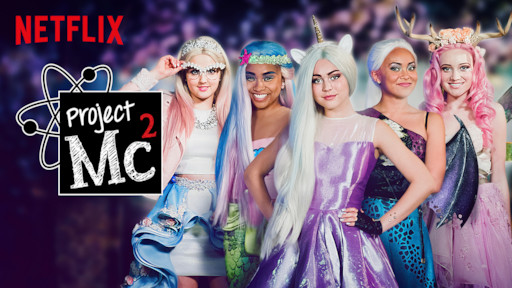 Project Mc² Netflix Official Site