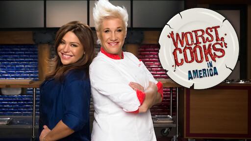 worst cooks in america celebrity edition season 9 recipes