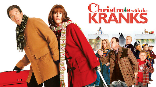 Christmas With The Cranks.Christmas With The Kranks Netflix