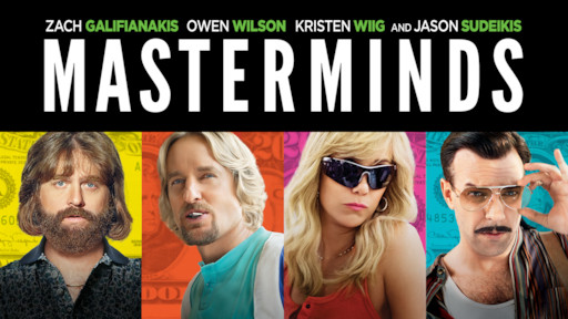 masterminds full movie hd