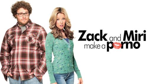 Zach och gifta göra en Porno