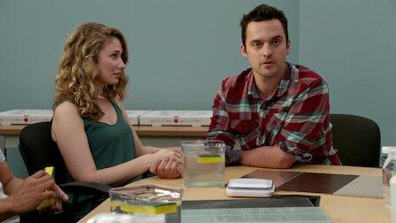 När gör Nick och Jess börja dejta i ny flicka Mormon krok upp