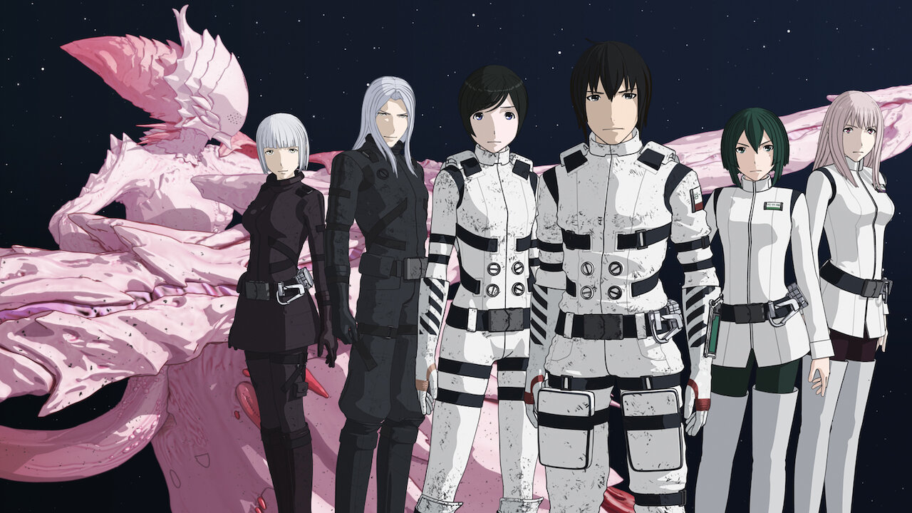 Knights Of Sidonia Netflix Official Site